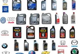 Всегда в продаже оригинальные масла и спец жидкости
